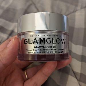 Barely used Glamglow illuminating moisturizer